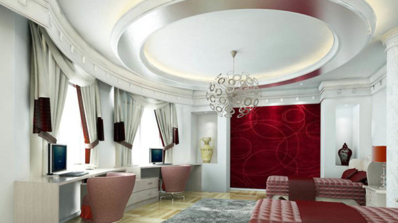 Ceiling modern style