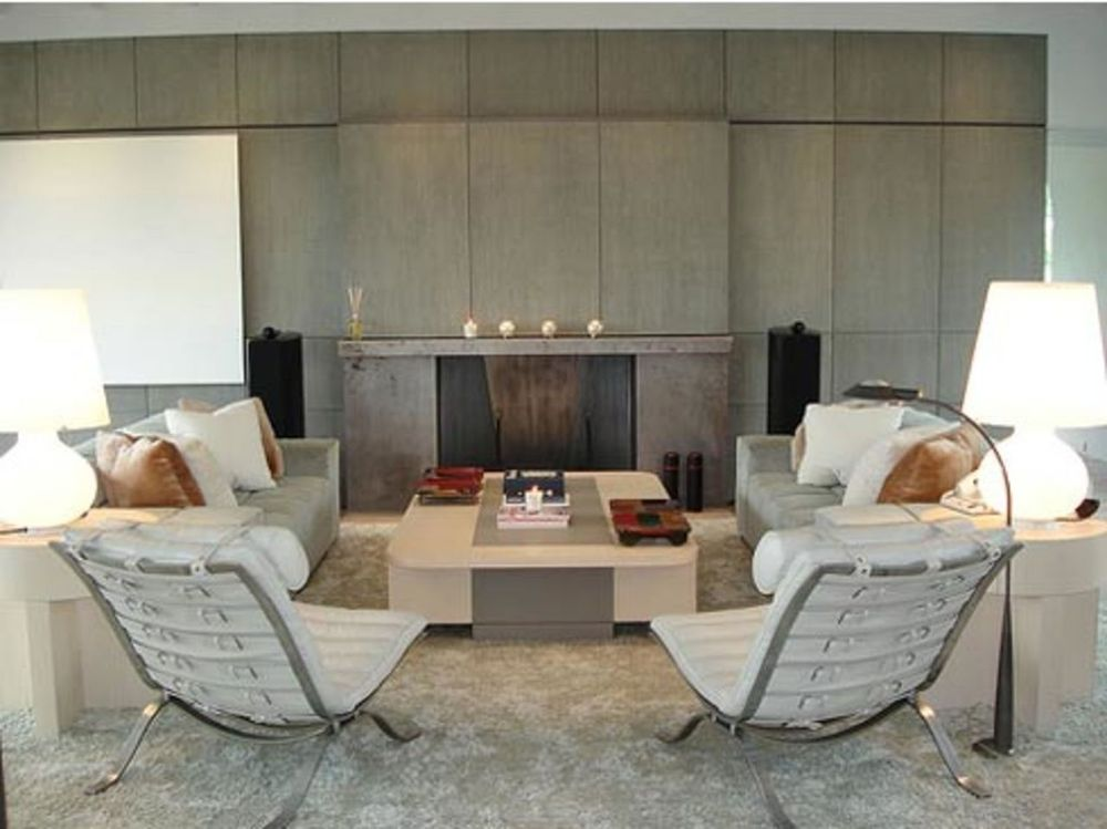 Contemporary Chairs For Living Room : Creating Living Room Design With Chairs Only - House ...