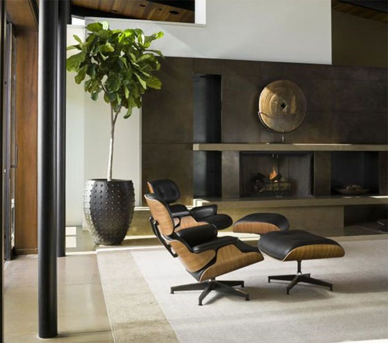 Creating Living Room Design With Chairs Only