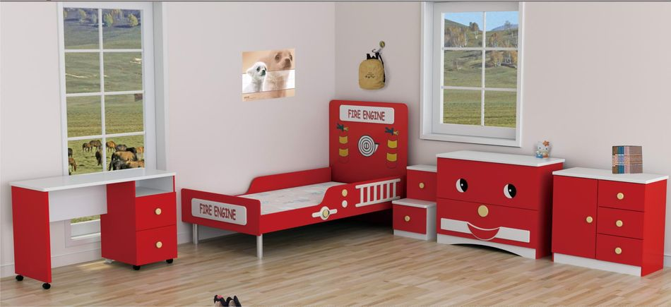 Children wooden furniture
