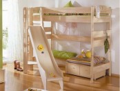Cozy children furniture idea