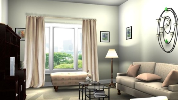 Easy and simple living room ideas for small spaces