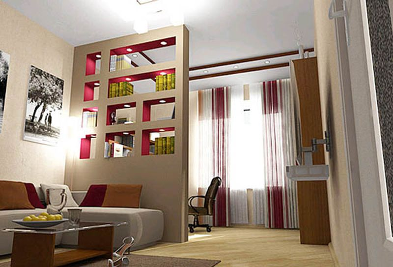 Effective room dividers