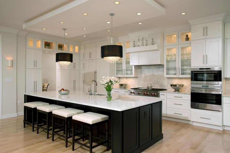 Tips Of Middle Class Kitchen Design On Budget House