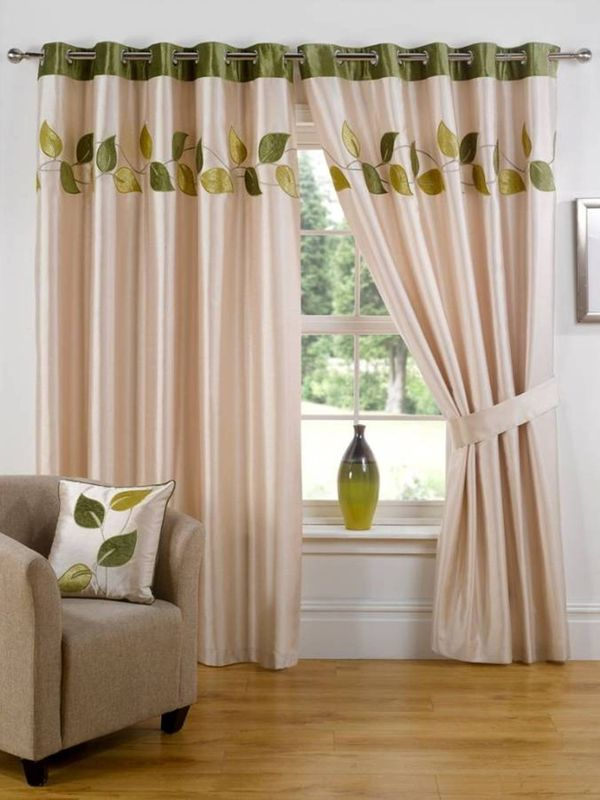 Luxury curtain design