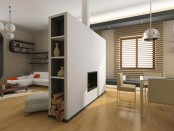 Luxury room divider ideas