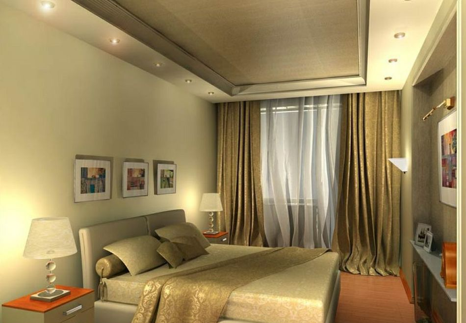 Middle class bedroom design with limited budget house for Bedroom decoration images