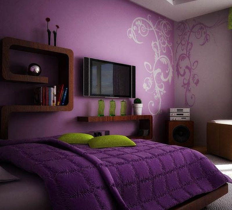 Modern style bedroom color ideas house decoration ideas - Modern bedroom colors ...