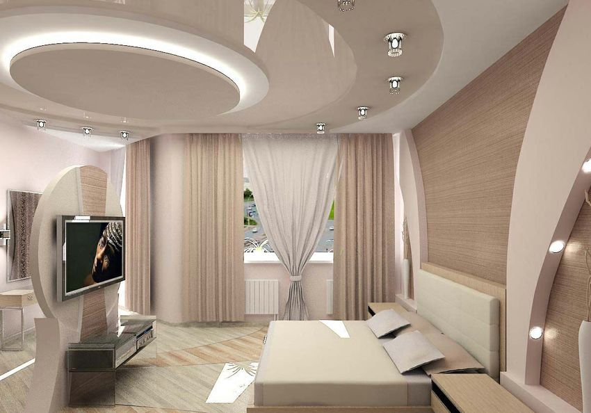 beautiful modern ceiling with different ceiling designs