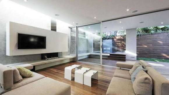 Modern living room style