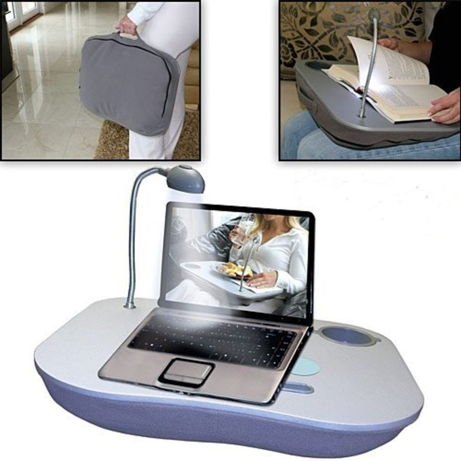 Modern portable computer table