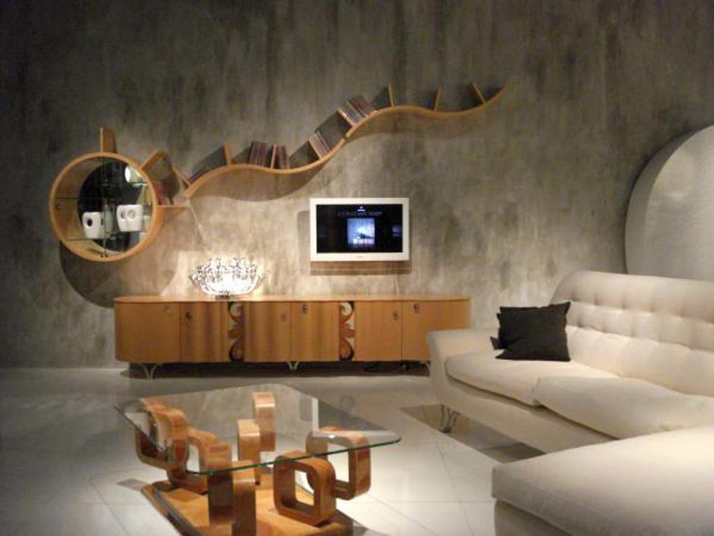 Retro Living Room Furniture House Decoration Ideas