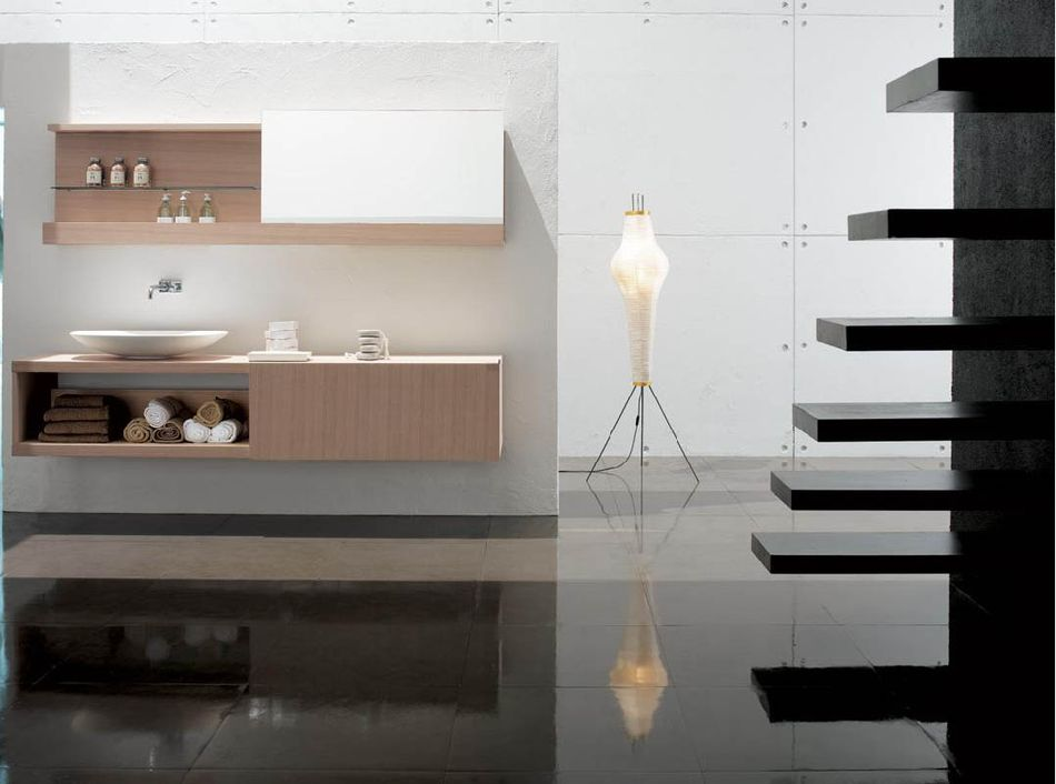 Modrn bathroom furniture design