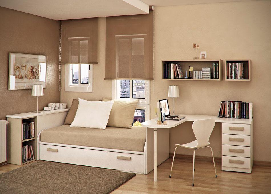 Multi-function Bedroom Furniture Design Ideas