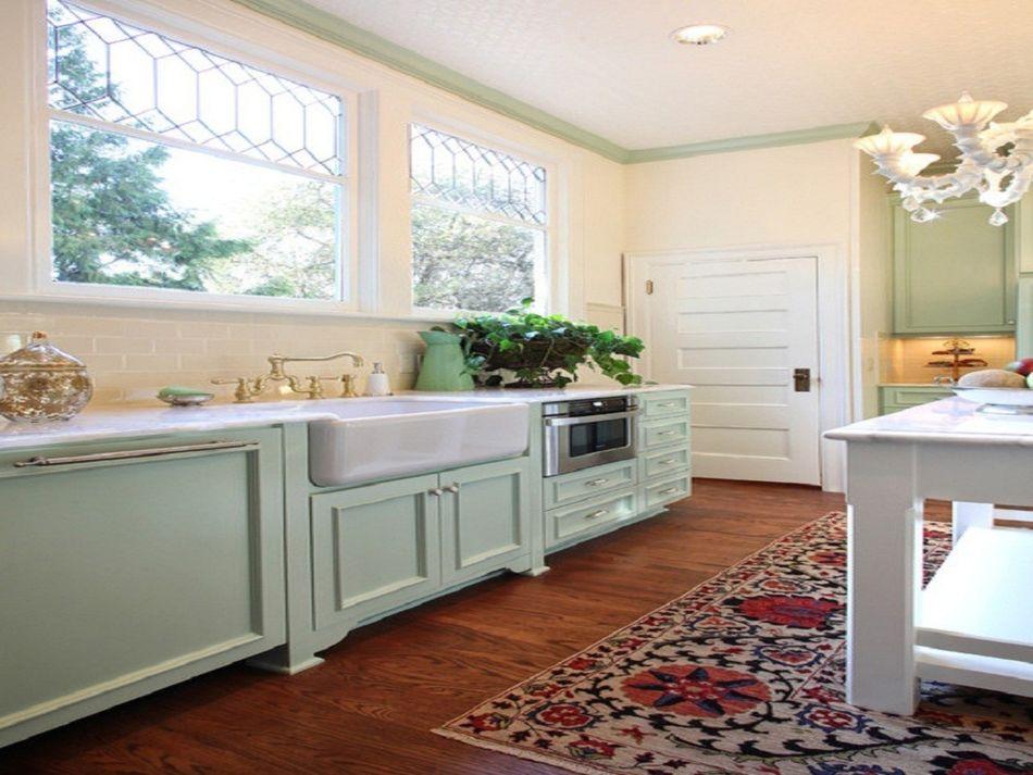 Pastel colors furniture idea