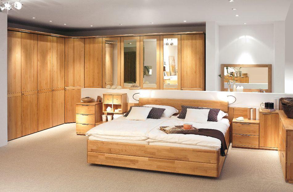 Wooden Bedroom Furniture Design Ideas