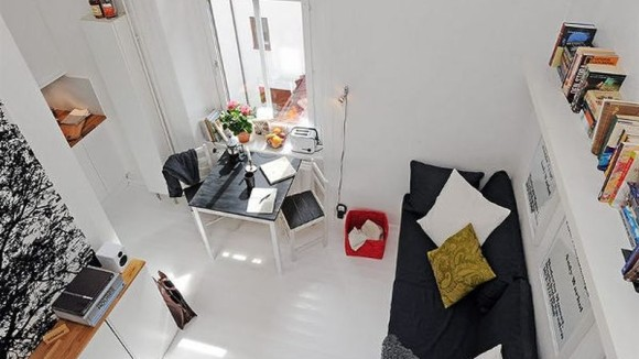 Small house decor