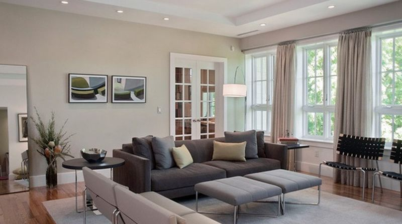 Four Simple Elegant Living Rooms Ideas For Spring House