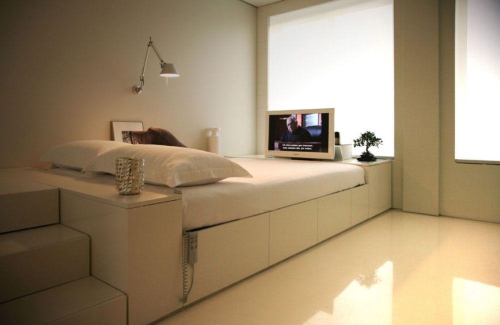 White Bedroom Furniture Design Ideas