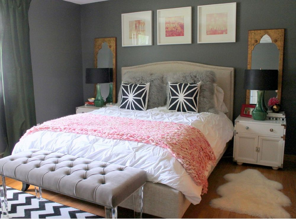 Young lady bedroom idea