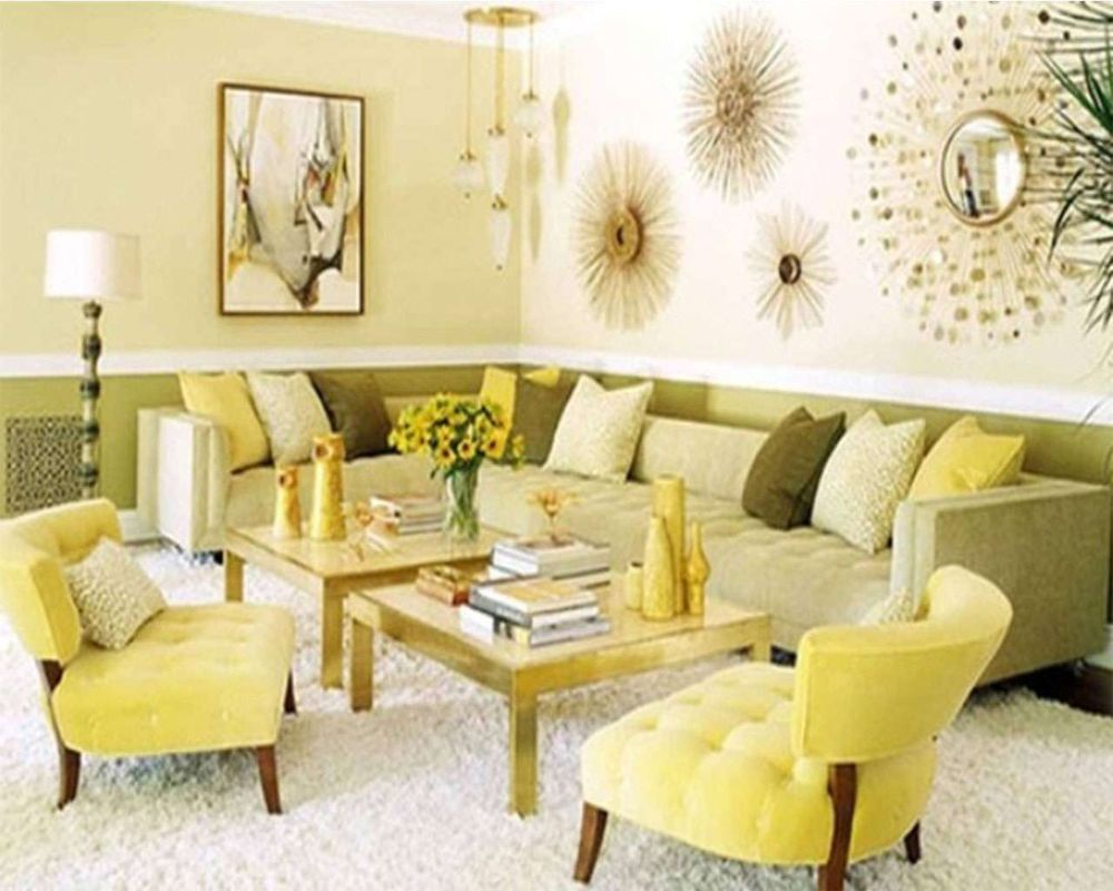 Four Simple Elegant Living Rooms Ideas For Spring - House Decoration ...