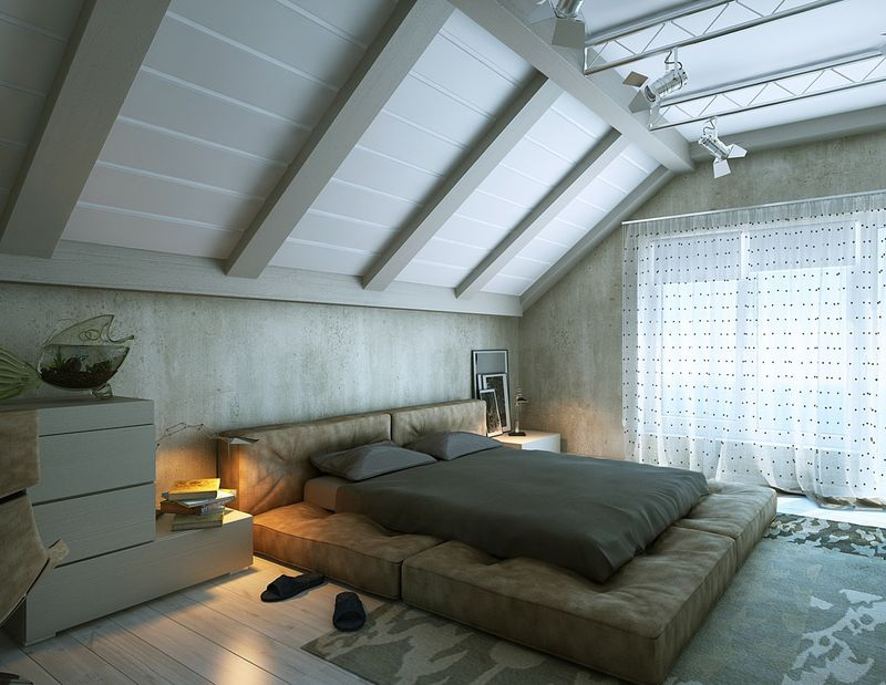 Bedroom Design Ideas with Lighting