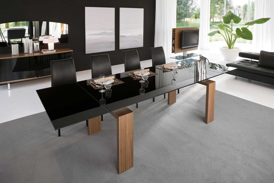 Long Dining Room Furniture Ideas