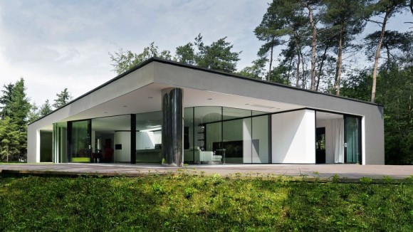 Modern bungalow design