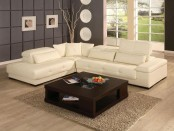 Modern sectional furniture