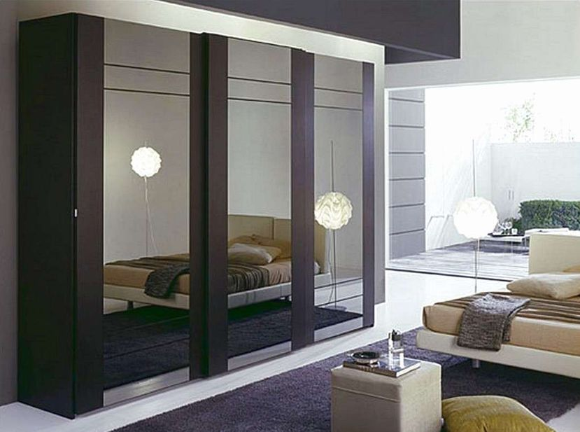 The best wardrobe with sliding doors designs on 2016 for New door design 2016