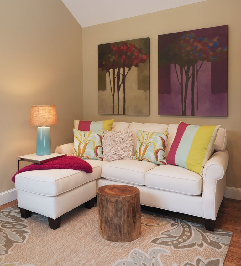 living room l shaped sofa choosing sectional sofas for small rooms 22610
