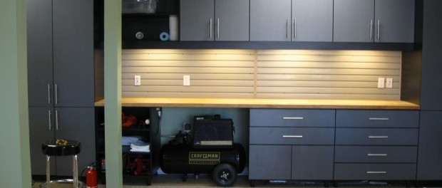 using kitchen cabinets in garage how to use kitchen cabinets in garage 8797