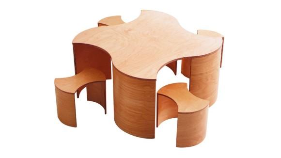 Modern children outdoor furniture