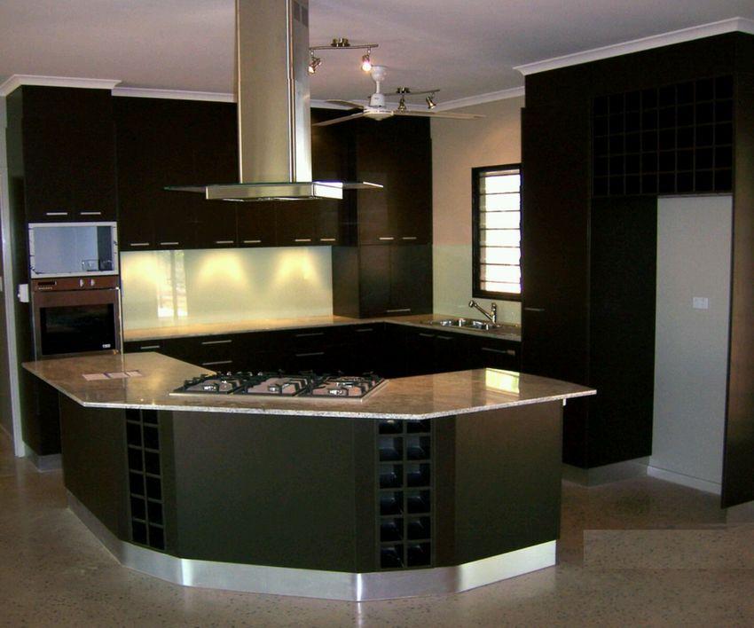 Modernkitchen cabinets design