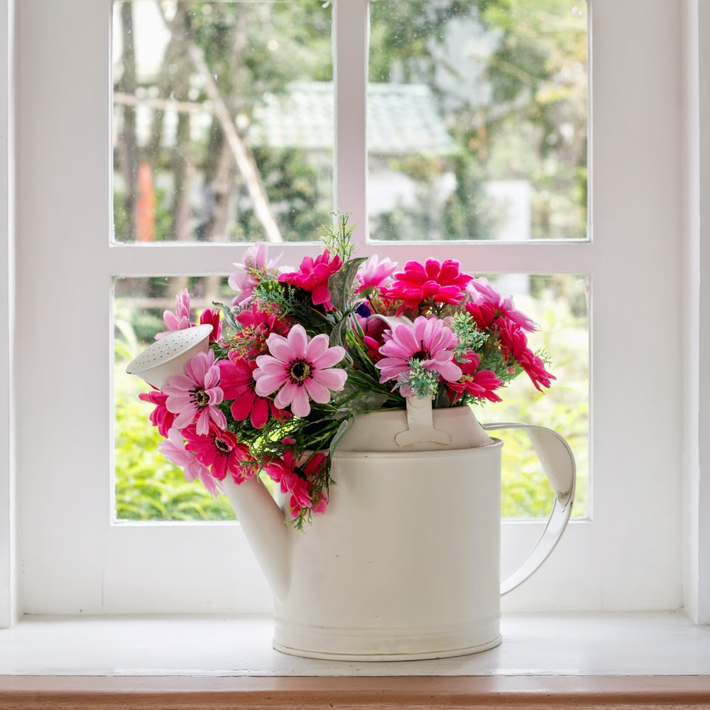 Home Decorating Ideas with Flowers
