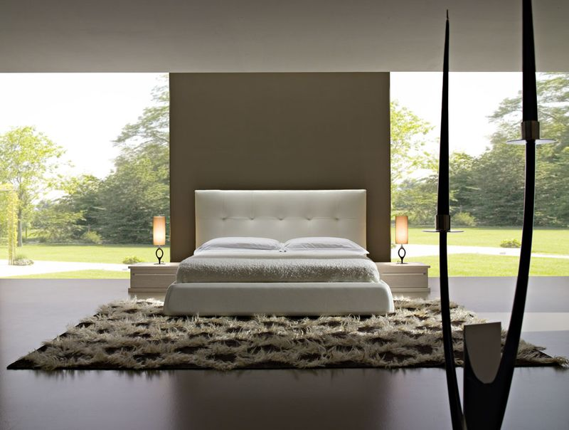 Bedroom Design Ideas with Modern Furniture