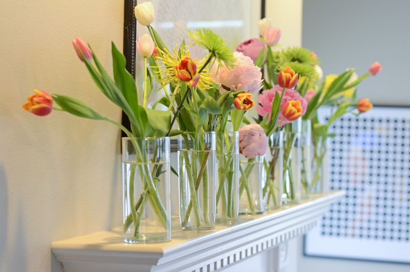 Home Decor Flowers Ideas