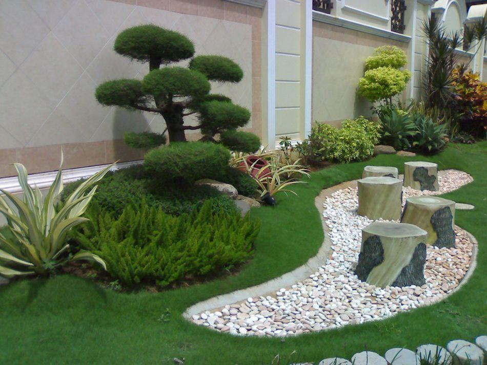 Backyard Bonsai Garden Ideas