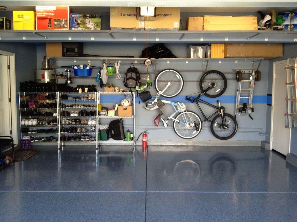 Use Garage Space Through Latest Garage Storage Ideas