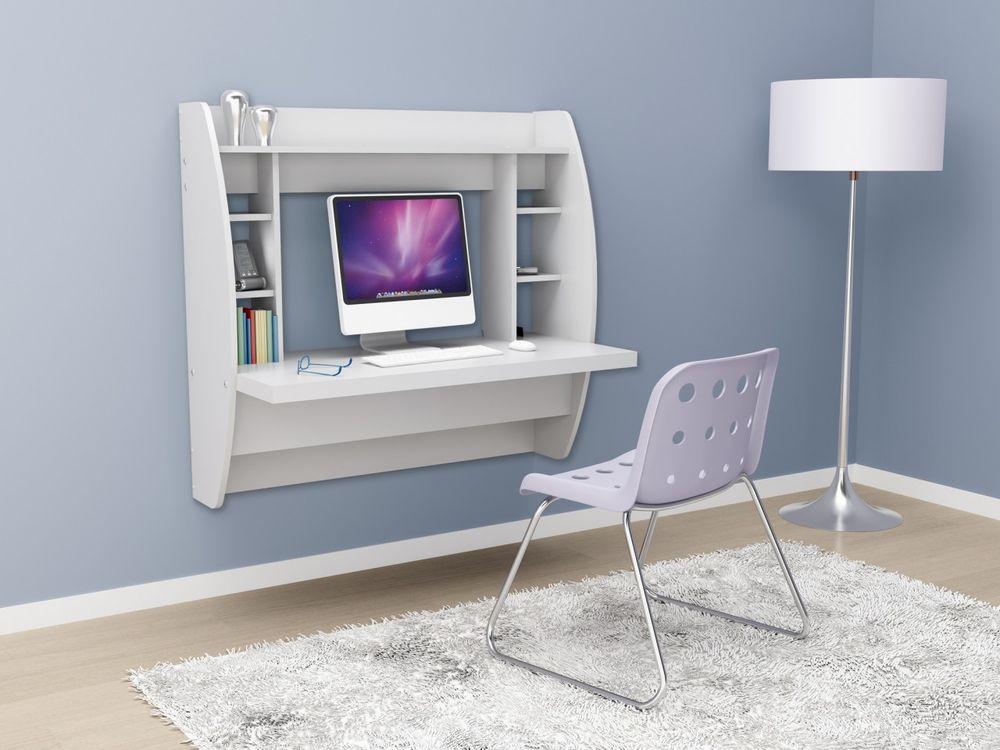 Hanging Home Office Desk
