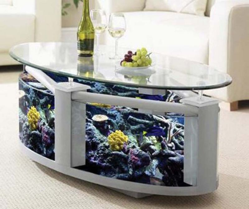 Home Decorating aquarium