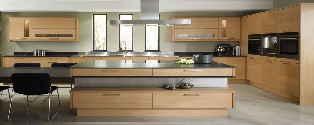 Look out these latest kitchen cabinets design ideas here for Latest kitchen units designs