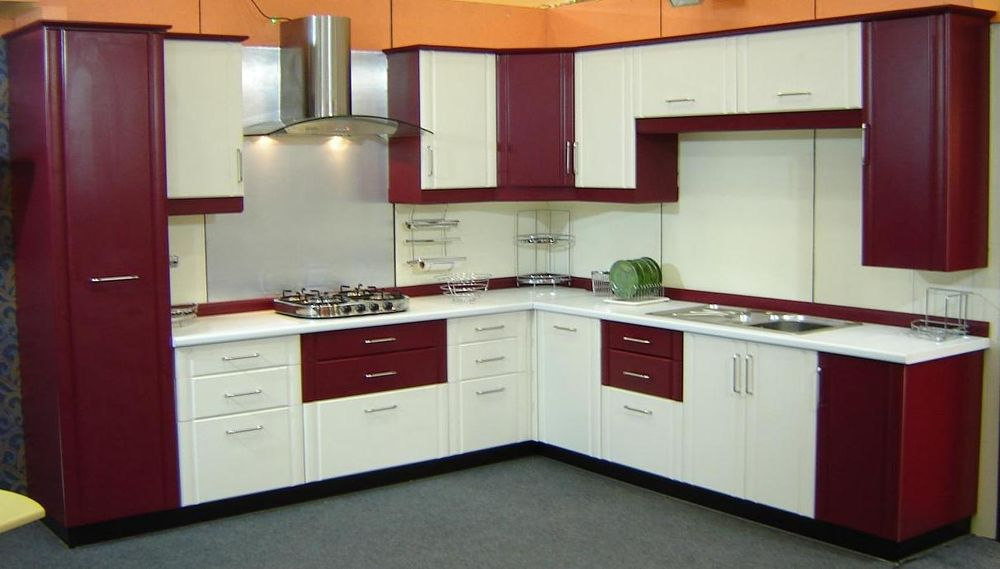Look out these latest kitchen cabinets design ideas here for Latest kitchen cabinets