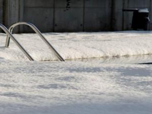 Ppool for winter season