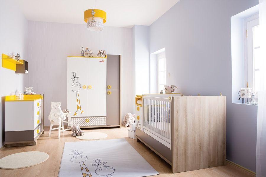 White baby room ideas