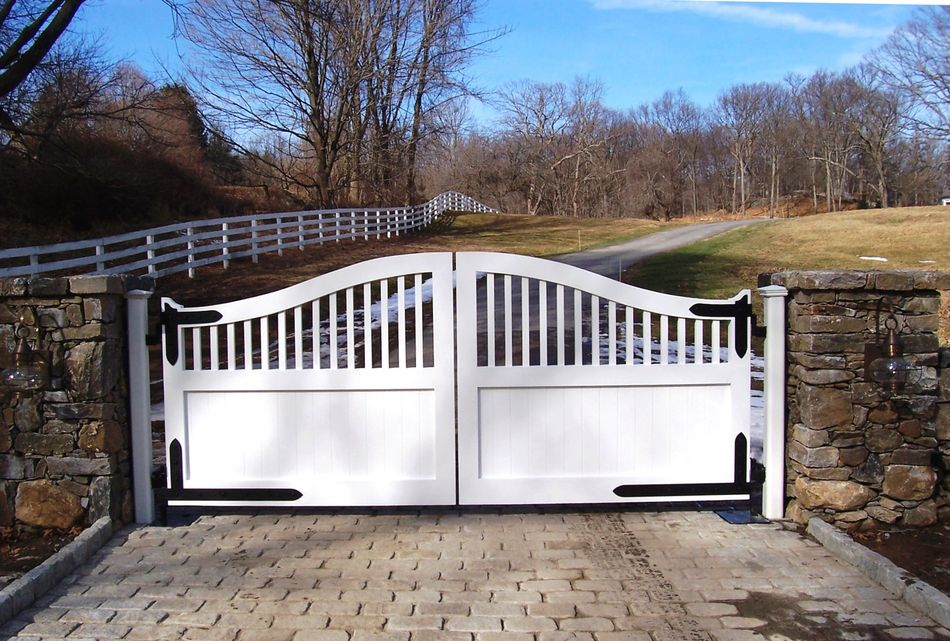 How to choose entrance gate design