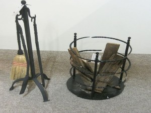 Equipment for fireplace