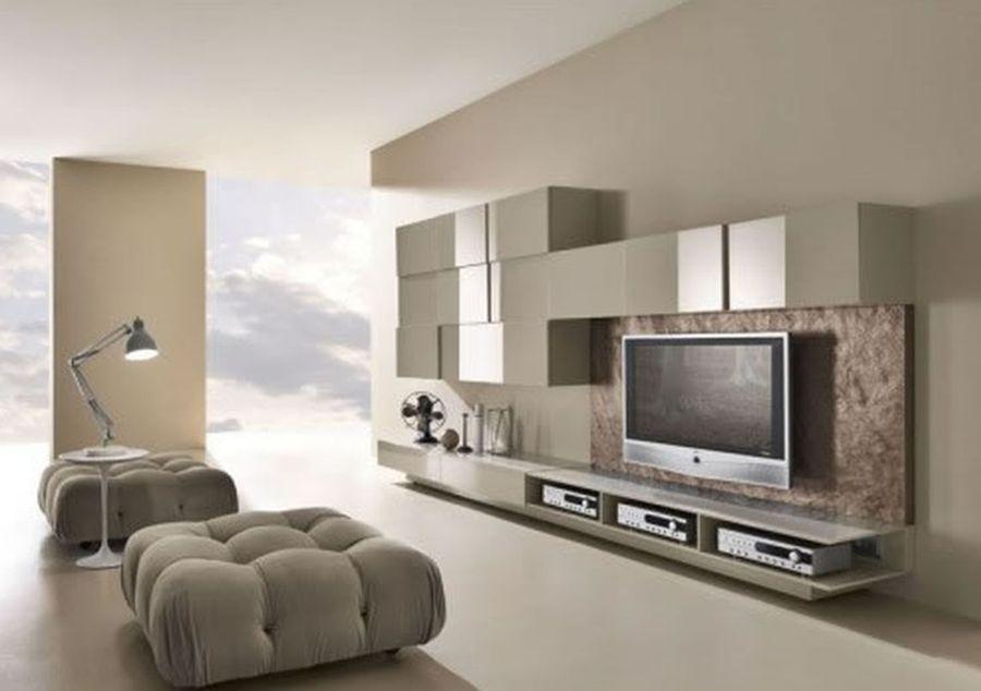 Modern tv sets