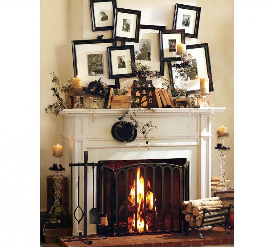 Nice fireplace equipment