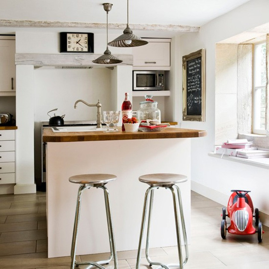 Solution Breakfast Bar In Small Kitchen